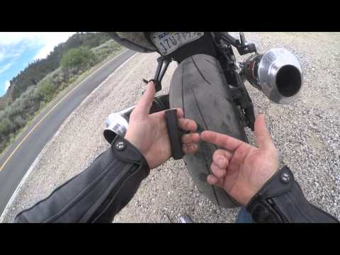 How to Repair a Tubeless Tire Puncture (Motorcycle)