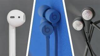 Beats X vs Apple AirPods vs Jaybird X3