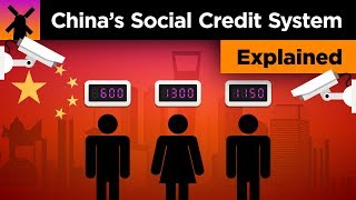 What Life Under China's Social Credit System Could Be Like