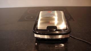 Sandwichmaker Test - Tefal SW852D Snack Collection