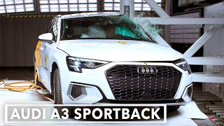 [YOUCAR] Audi A3 (2020) Crash and Safety Test