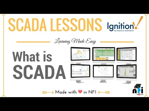 E- Learning SCADA Lesson 1- What is SCADA? - YouTube