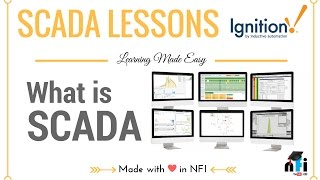E- Learning SCADA Lesson 1- What is SCADA?