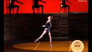 Uliana Lopatkina - Carmem Introduction(bolshoi Ballet 2007)
