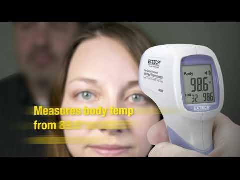 Extech IR200 Forehead IR Thermometer