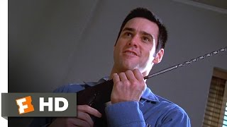 The Cable Guy 1/8 Movie CLIP  Cable Install Time 1996 HD