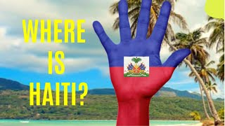 Where is located haiti