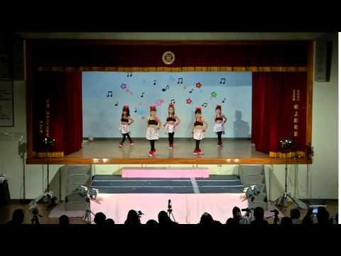 田上幼稚園 平成26年度おゆうぎかい 午前の部-15