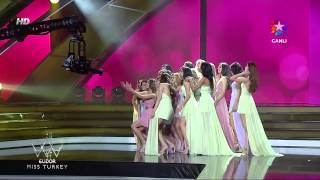 Miss Turkey 2014 finals