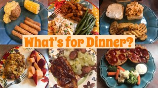 What's for Dinner?| Family Meal Ideas| #10