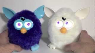 Furby Review and Instructions!