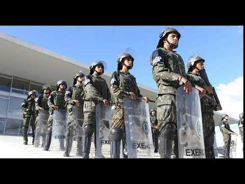 Governo vai usar Forças Federais de Segurança para desobstruir estradas