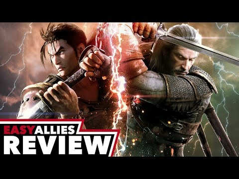 Soulcalibur VI - Easy Allies Review - YouTube video thumbnail