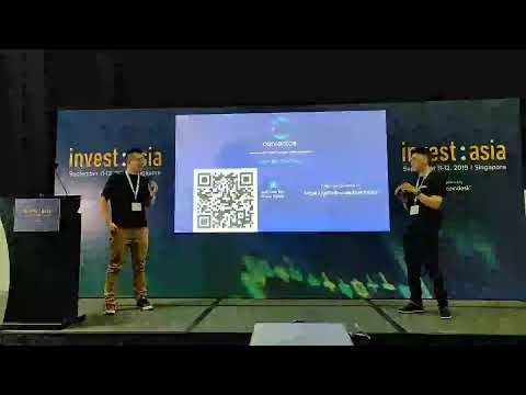 CoinGecko is live with ContentOS with Mick Tsai, exclusive at Changelog in Invest:Asia 2019