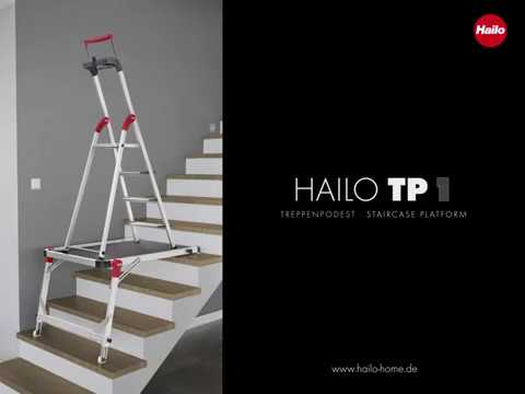Hailo TP1 Treppenpodest-youtube_img