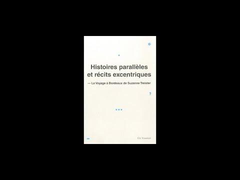 Eric Troussicot - Le voyage à Bordeaux de Suzanne Treister