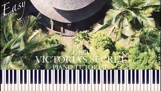 Cro   Victoria's Secret (Easy Piano Tutorial + Sheets)