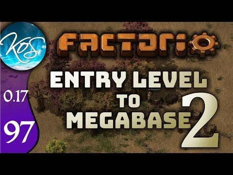 Factorio 0.17 Ep 97: ALL THE MODULES! - Entry Level to Megabase 2 - Tutorial Let's Play, Gameplay