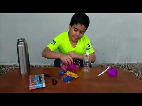 Como hacer un termometro ambiental cacero