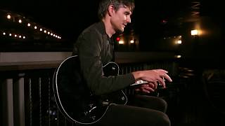 At the Drive-In's Keeley Davis on his Gretsch Streamliner Guitars