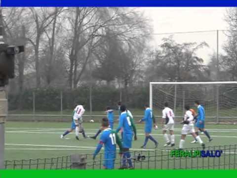 immagine di anteprima del video: FERALPISALO´-CASTIGLIONE 7-1 (Berretti)