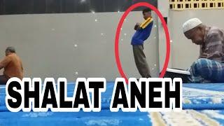 VIRAL !! Shalat Aneh Di Masjid Raya Al Fatah Ambon (DISABILITAS)