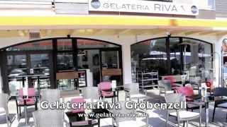 preview picture of video 'Gelateria Riva - italienische Cafe, Bar & Eisdiele in Gröbenzell bei München'