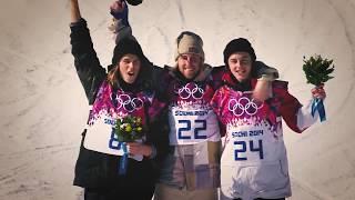(KOR/ENG) 2014 소치 동계올림픽 스노보드 남자슬로프스타일 하이라이트  Sochi2014 Men's Nowboard Slopestyle Highlights