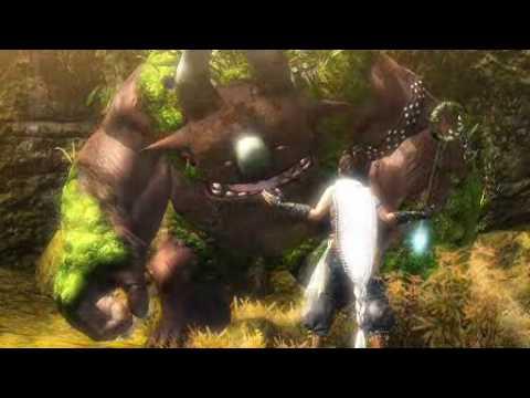 Majin: The Fallen Realm vs The Last Guardian