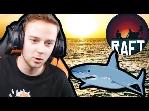A BÁRKA HŐSEI! #1 [Raft]