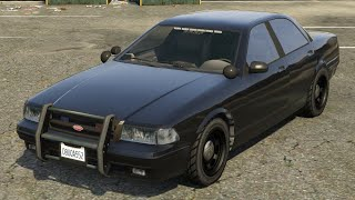 How to get the unmarked police car in GTA 5 (PS4/PS3/Xbox one/Xbox 360/PC)