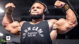 Beast Mode Arm Workout | Joe Robinson by Bodybuilding.com