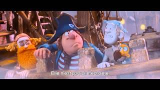 Trailer of Les Pirates ! Bons à rien, mauvais en tout (2012)