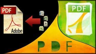 طريقة تحويل الملفات إلى PDF بأسهل الطرق إن شاء الله