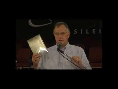 Apresentação dos livros A missão de Deus e A missão do povo de Deus por Chris Wright