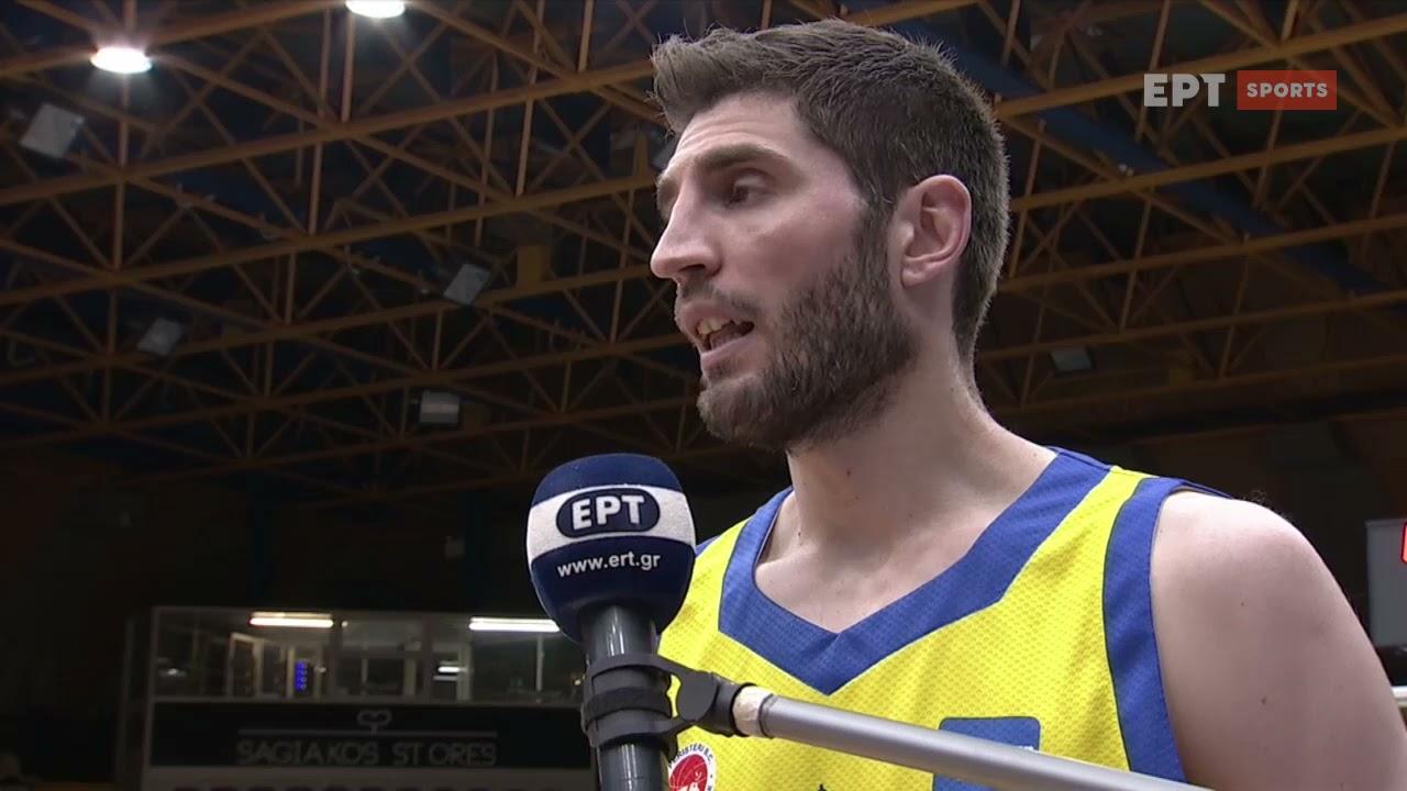 Basket League | Μ.Τσαϊρέλης: Δυστυχώς φτάσαμε στην πηγή και δεν ήπιαμε νερό | 04/04/21 | ΕΡΤ