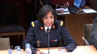 Mon intervention du 23 janvier - Audition de Mme Maryline GYGAX GENERO