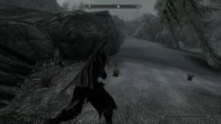The Elder Scrolls V Skyrim #15 поляна предков