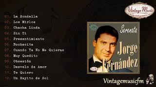 Jorge Fernández. Serenata, Colección México #25 (Full Album/Álbum Completo)