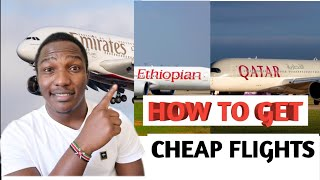 How to find cheap flights 2020|Secrets to cheap airfare|how to book cheap ticket
