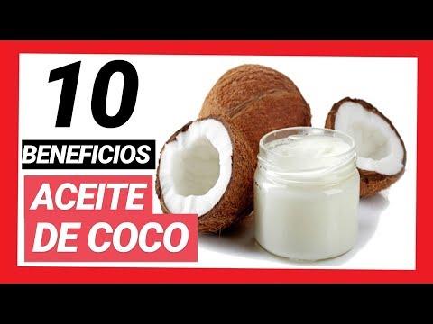 10 BENEFICIOS INCREÍBLES DEL ACEITE DE COCO EXTRA VIRGEN