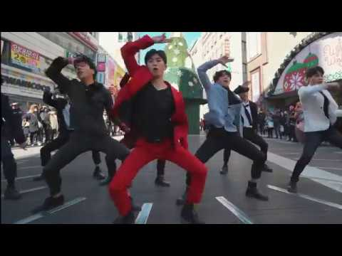 Ed Sheeran - Beautiful People (feat. Khalid)-Dance sync