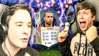 HE IS OFFICIALLY MINE - FIFA 18 ULTIMATE TEAM PACK OPENING / TWOSYNC