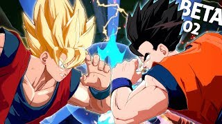 C'EST CHAUD OMG - DRAGON BALL FIGHTER Z - FR | Beta Ouverte 2 ( PS4 Pro )