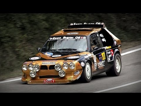 Modern & Historic Rally Cars Racing