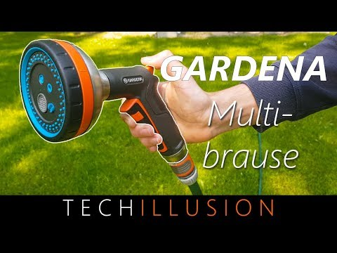 🛠GARDENA Premium Multibrause im Test - Premium Multibrause Gardena - Review & Test