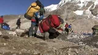 Sherpas, les vrais héros de l