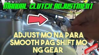 Manual Clutch Problem Ang Sulotion Diba Ok
