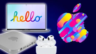 Apples October Event 2021! M1X MacBooks, Mac Mini, AirPods 3 - When's it Coming?