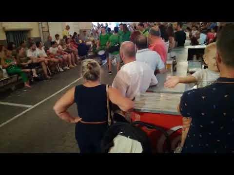 Moros y Christianos Adsubia Spain